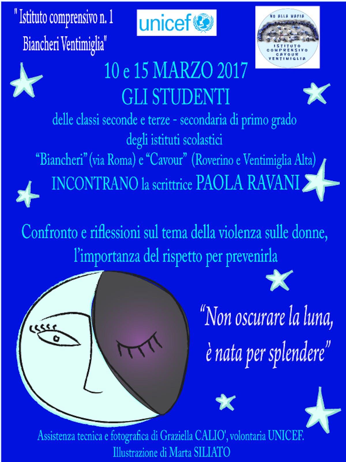 Nelle scuole di Ventimiglia due incontri per la prevenzione da bullismo, discriminazione e violenza di genere