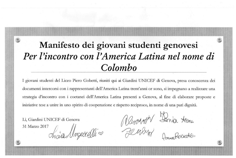 Il Manifesto America Latina