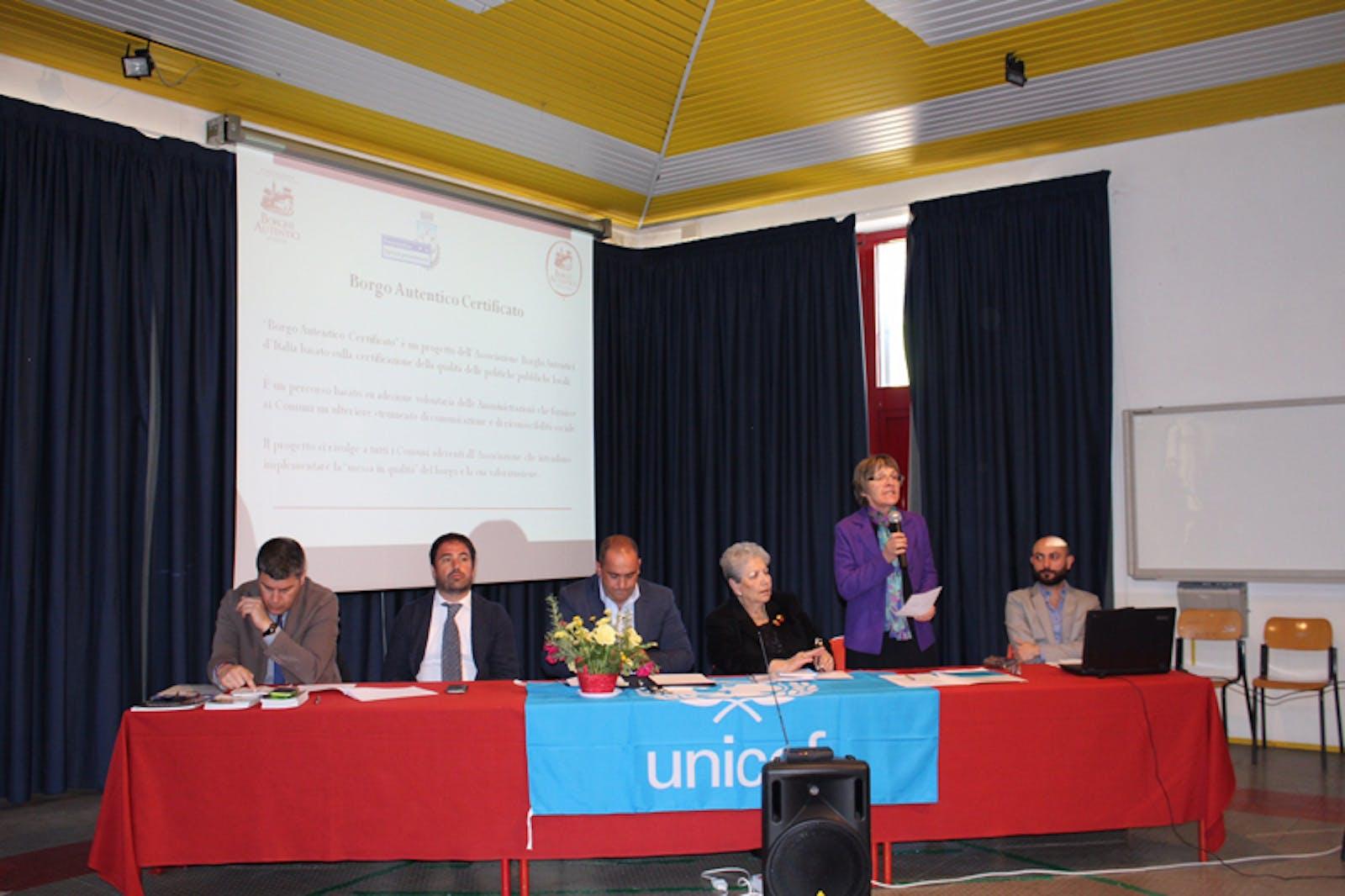 UNICEF e BAI