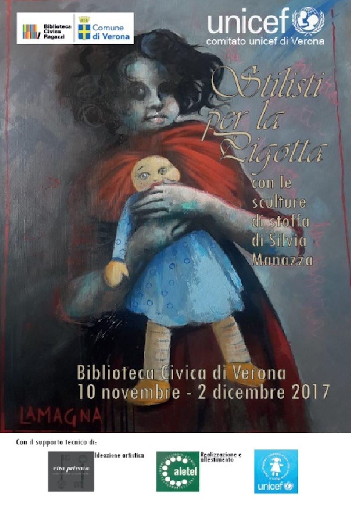 Stilisti per la Pigotta a Verona