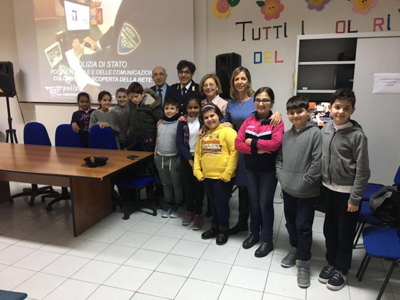 Celebrata all'I.C. Agatino Malerba di Catania, la Giornata Mondiale della Sicurezza in Rete