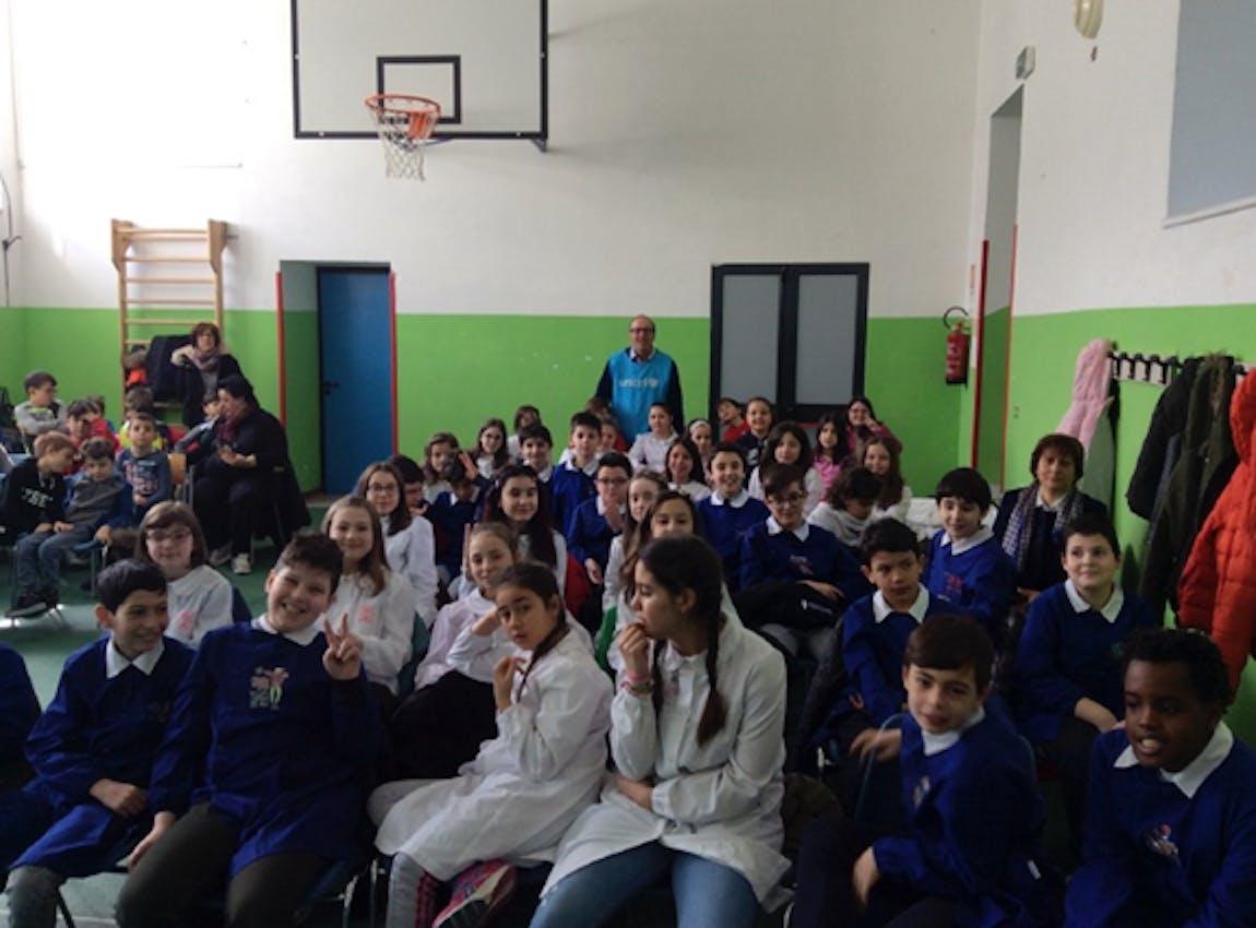 La scuola elementare di Pietragalla