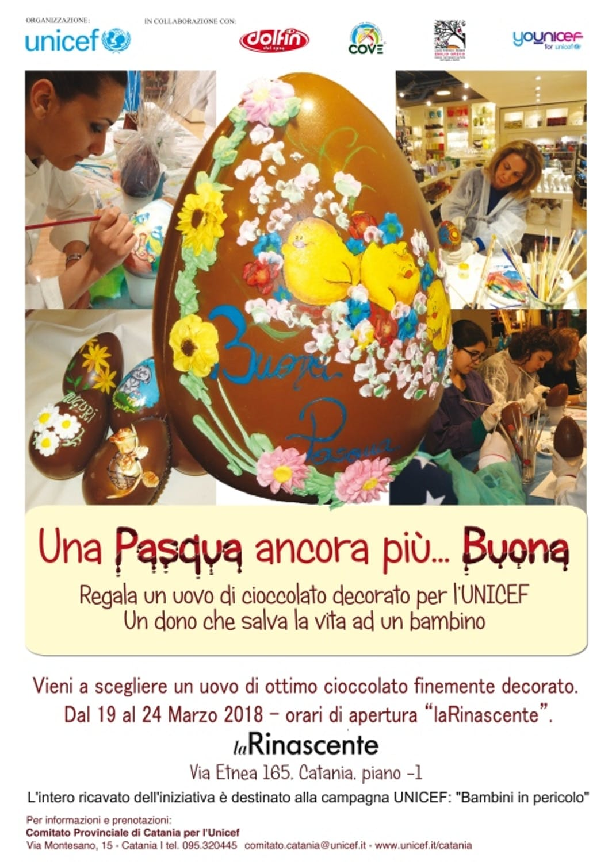 Una Pasqua solidale a Catania