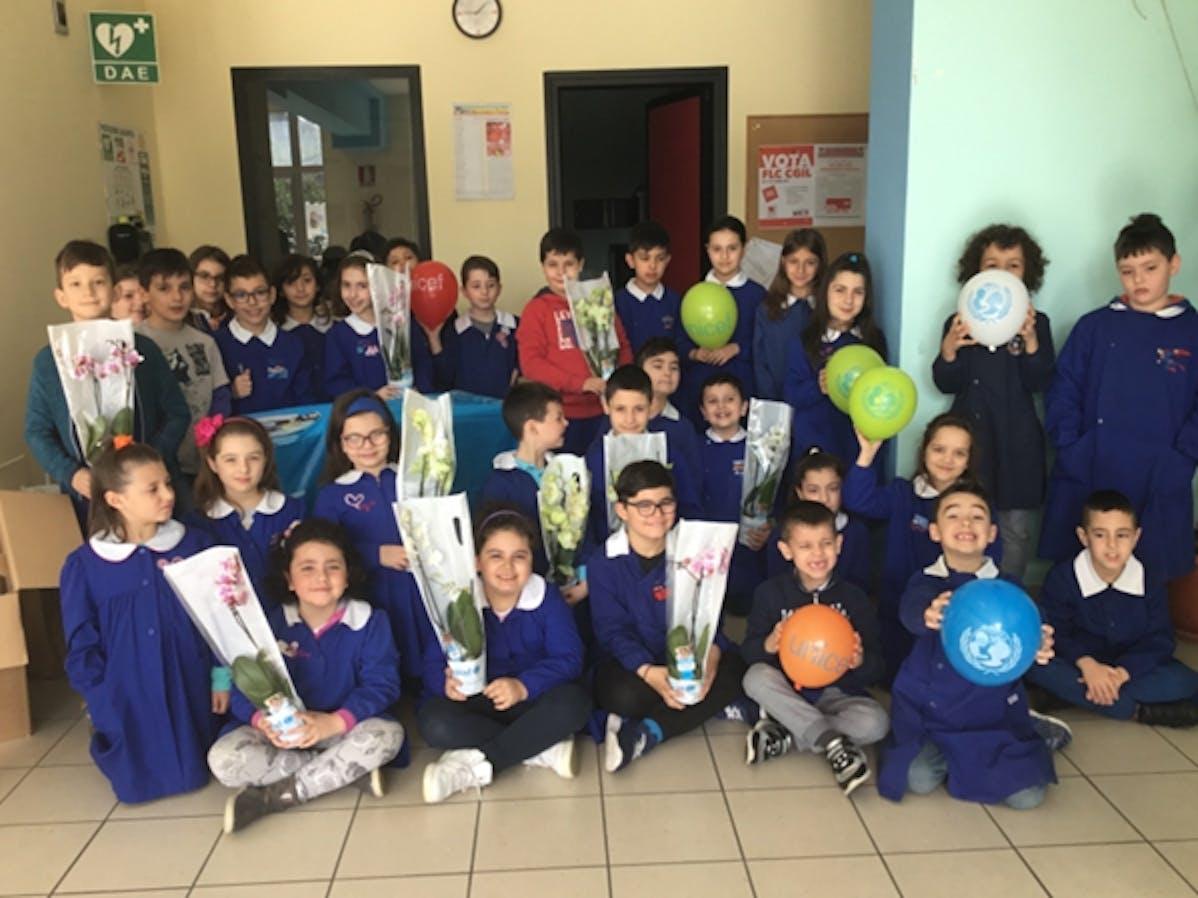 """La scuola primaria """"Albini"""" di Potenza"""