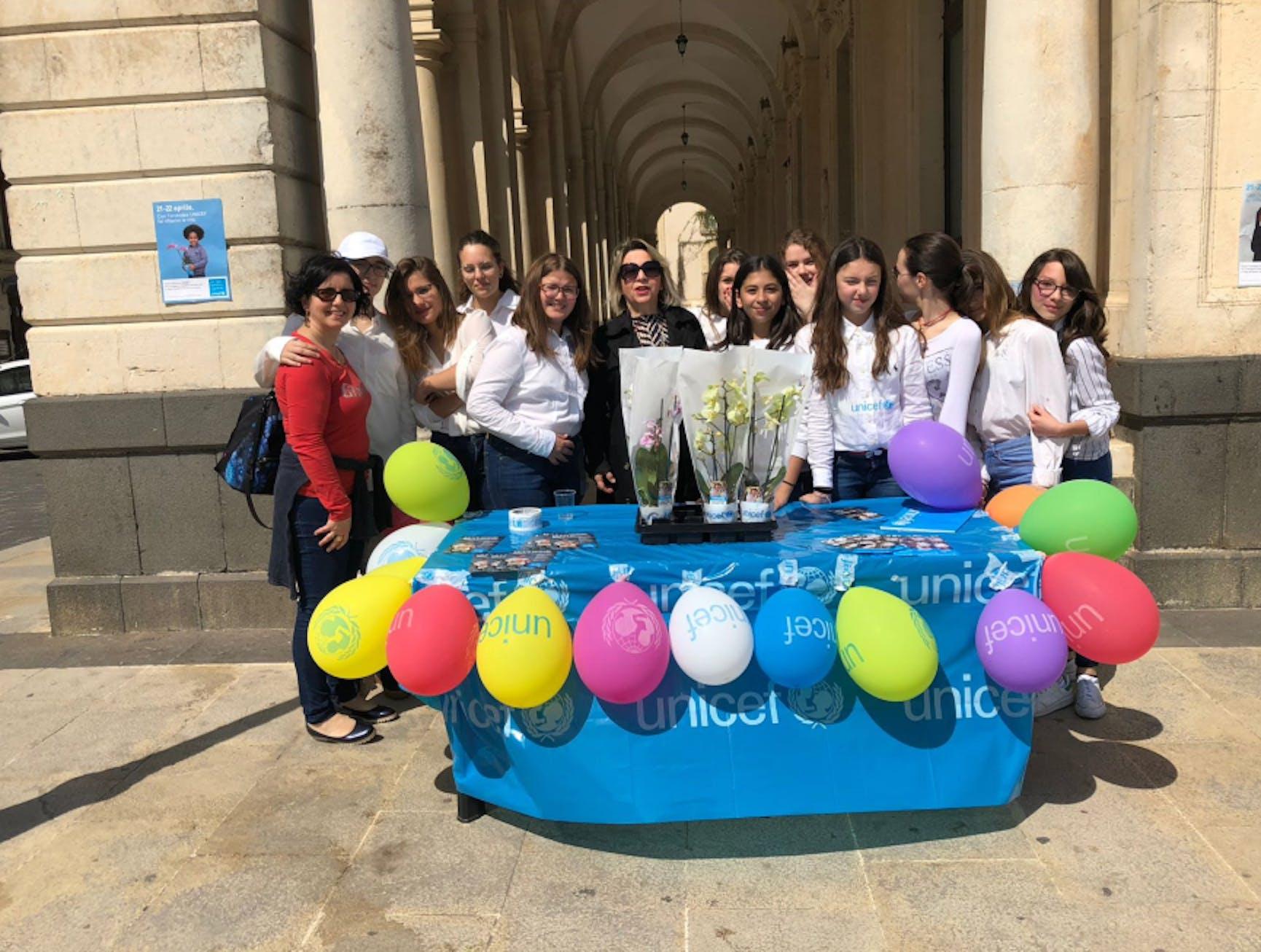 Volontari di Palazzolo Acreide (SR)