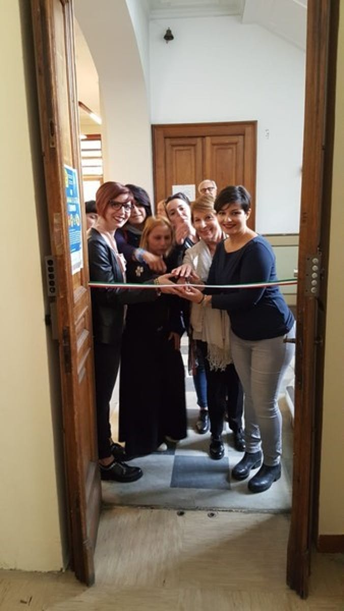 Apertura Baby Pit Stop a Torino