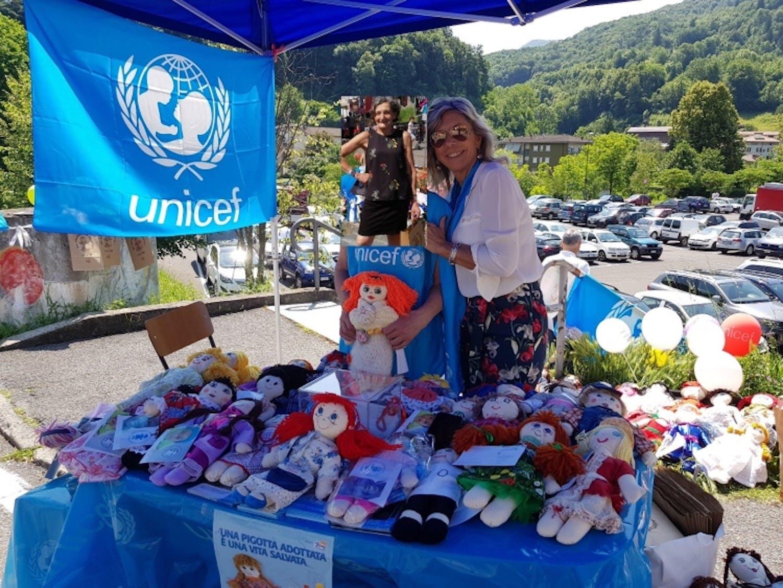 Zogno, la Pigotta UNICEF a scuola