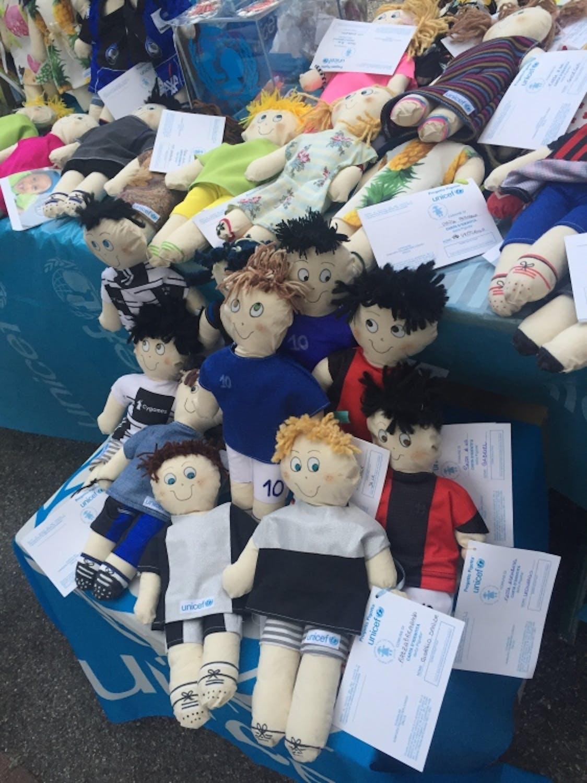 La Pigotta UNICEF a Piazza Brembana
