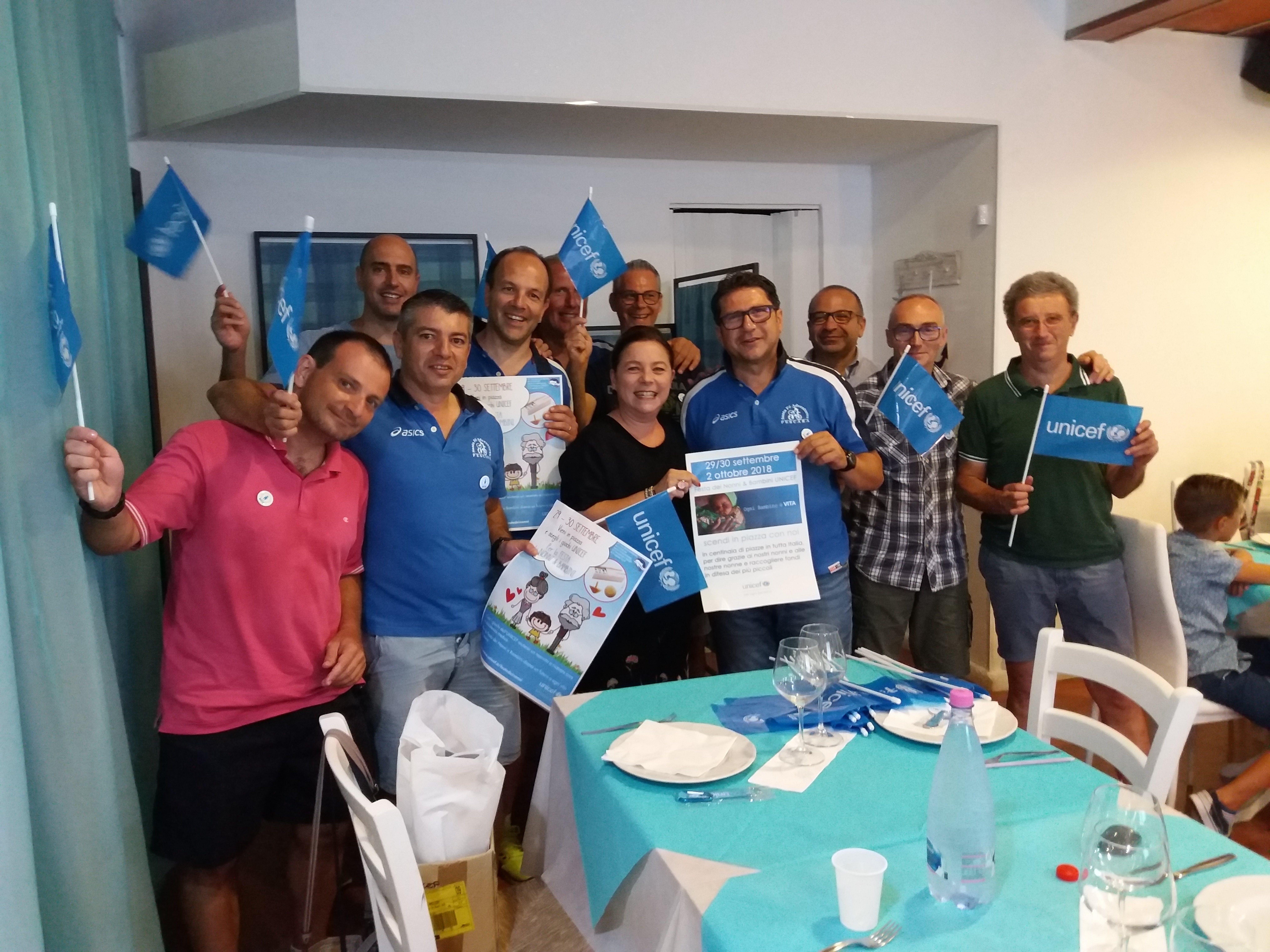 I ciclisti del Santa Fè Adventures di Pescara