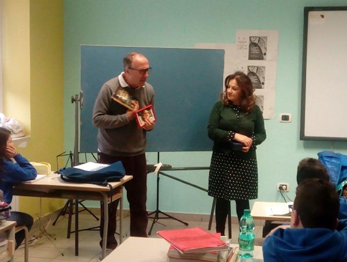 Mario Coviello e Rosalba Lancellotti