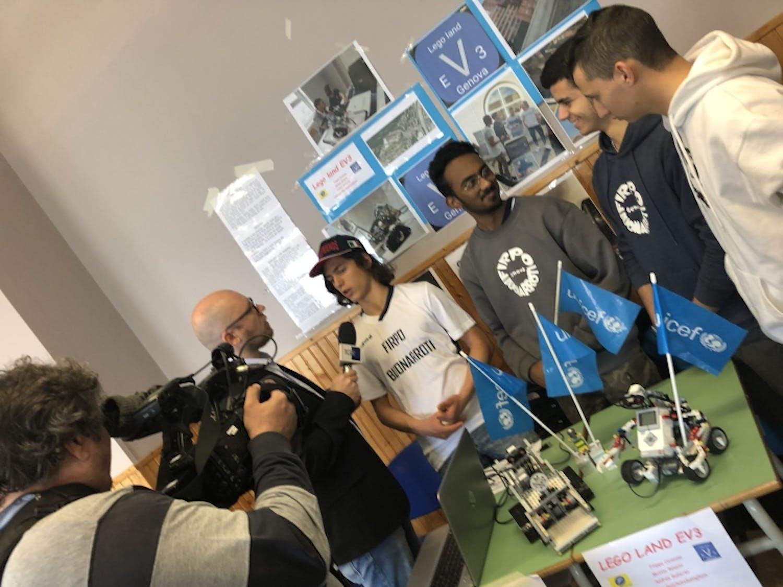 UNICEF e robotica