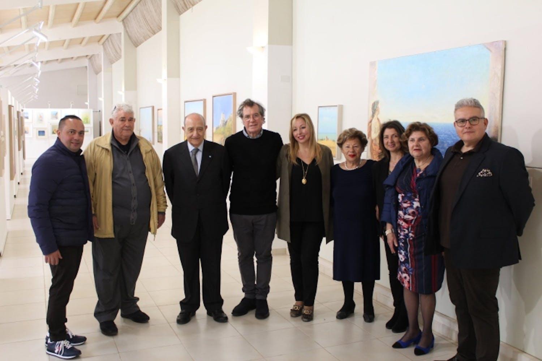 Il presidente UNICEF Italia Francesco Samengo in visita a Ragusa