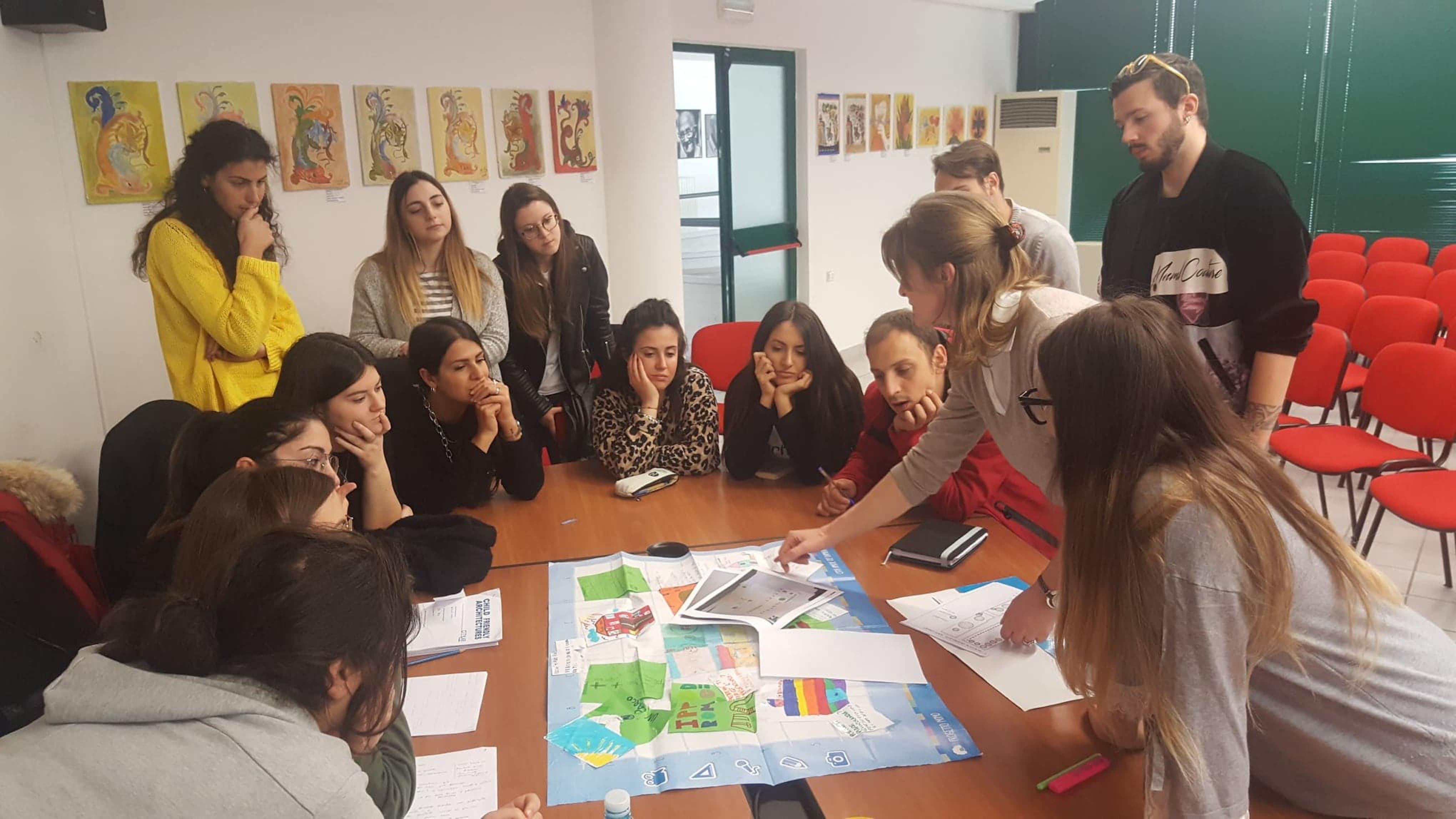 Corso di formazione UNICEF Italia-SAAD Università di Camerino