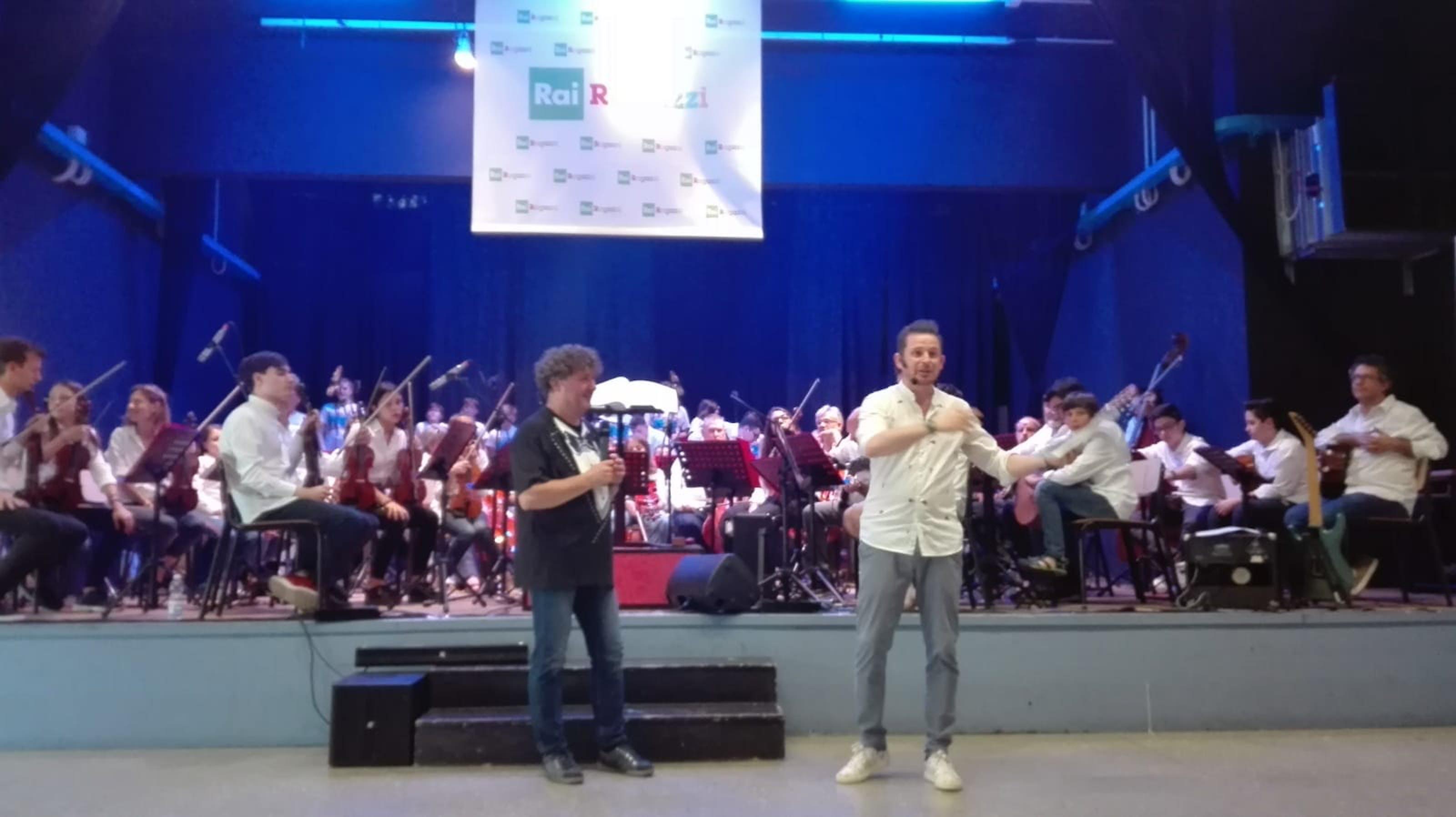 Organizzato da Rai Ragazzi a Torino, nella Giornata internazionale della Musica, un concerto per i figli e le famiglie dei detenuti