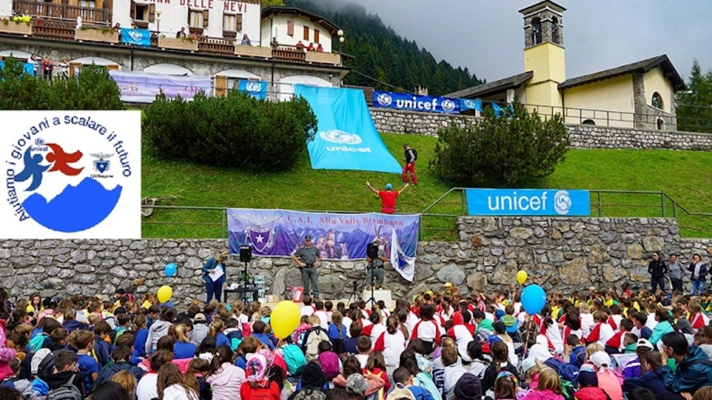 UNICEF e CAI insieme!