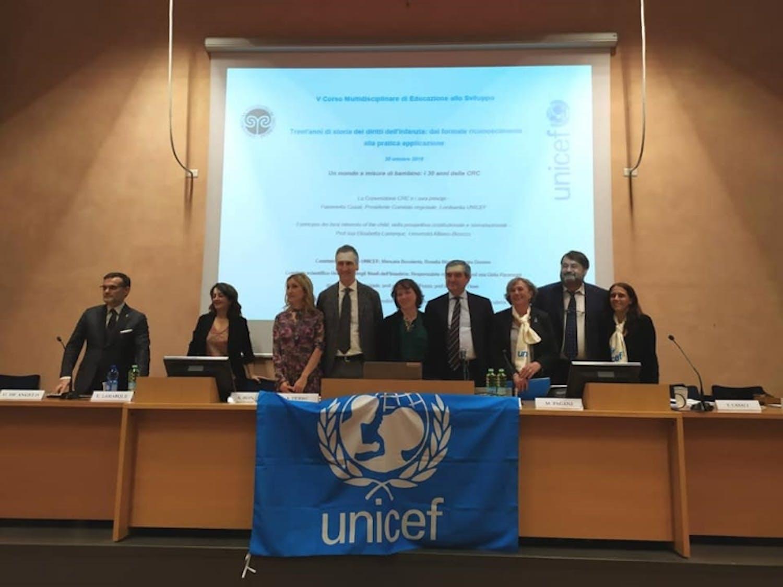 Inaugurato il V° Corso universitario UNICEF-INSUBRIA sui