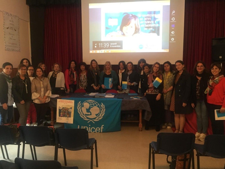 """Conferenza di presentazione a Ragusa del Progetto UNICEF – MIUR """"Scuola Amica delle bambine, dei bambini e degli adolescenti"""""""