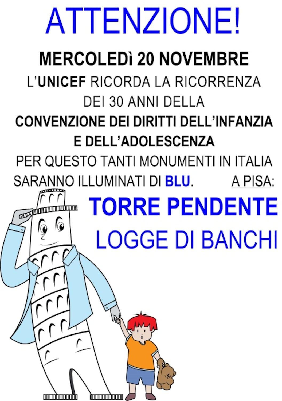 Anche l'UNICEF al BookFestival di Pisa
