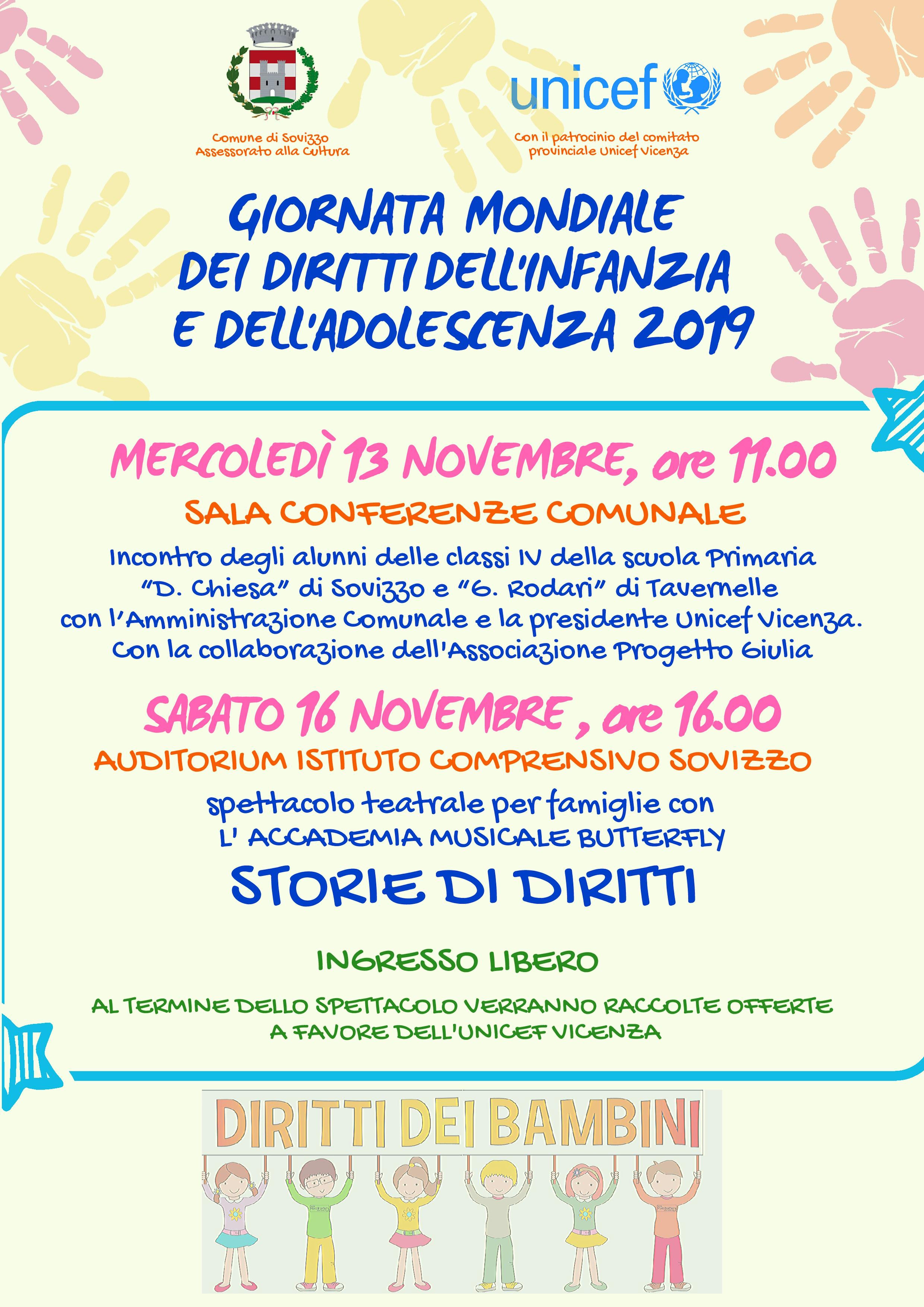 Consiglio comunale con i ragazzi a Sovizzo per la Giornata mondiale dell'infanzia e dell'adolescenza