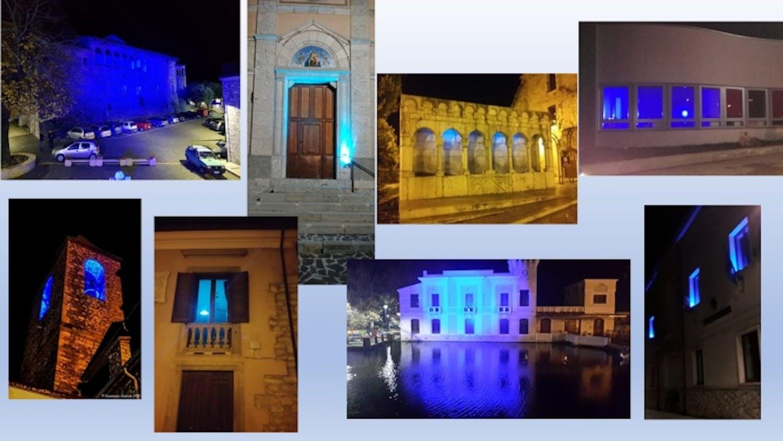 Go Blue nella provincia di Isernia