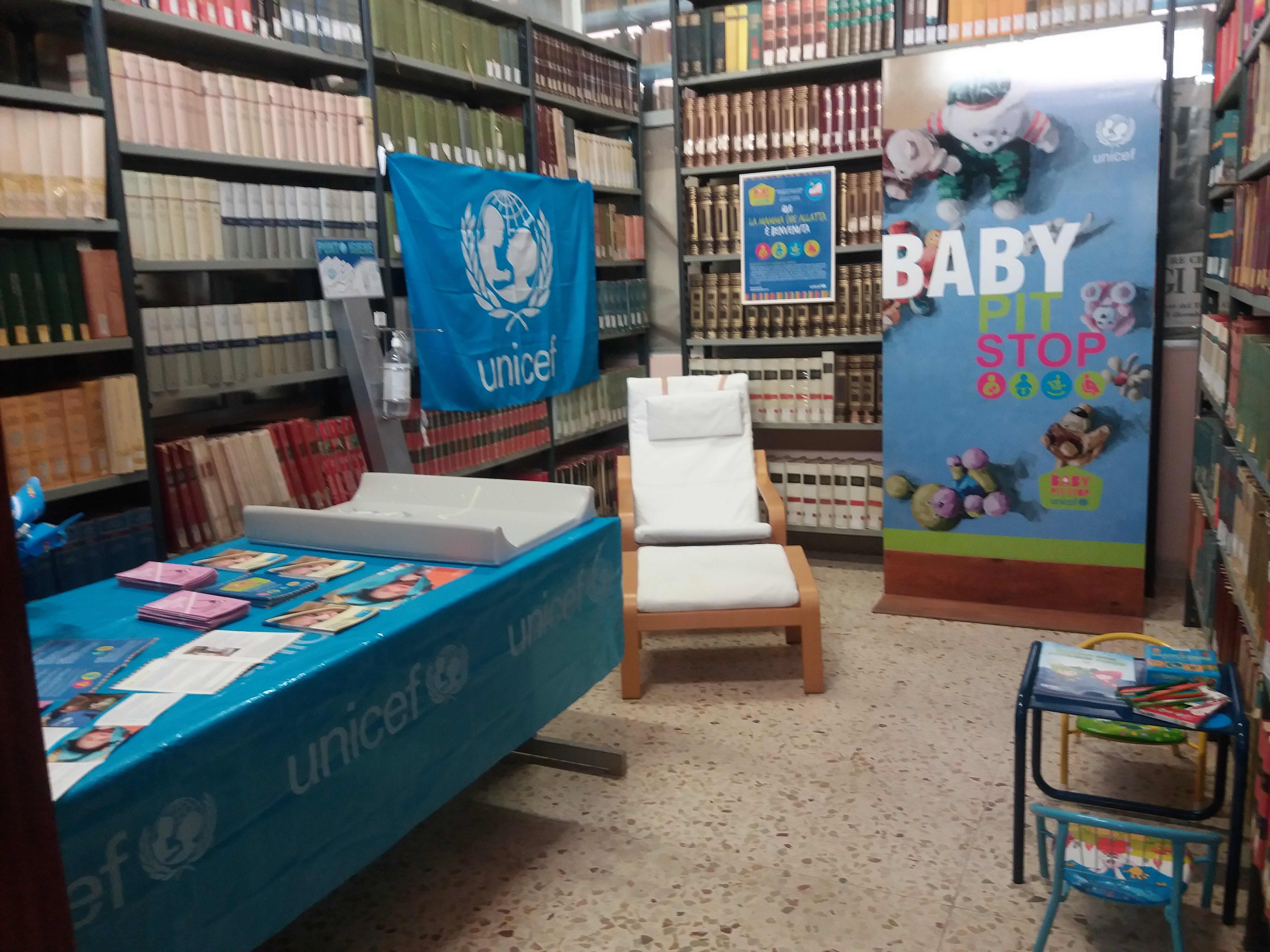 Il nuovo Baby Pit Stop di Comiso (RG)