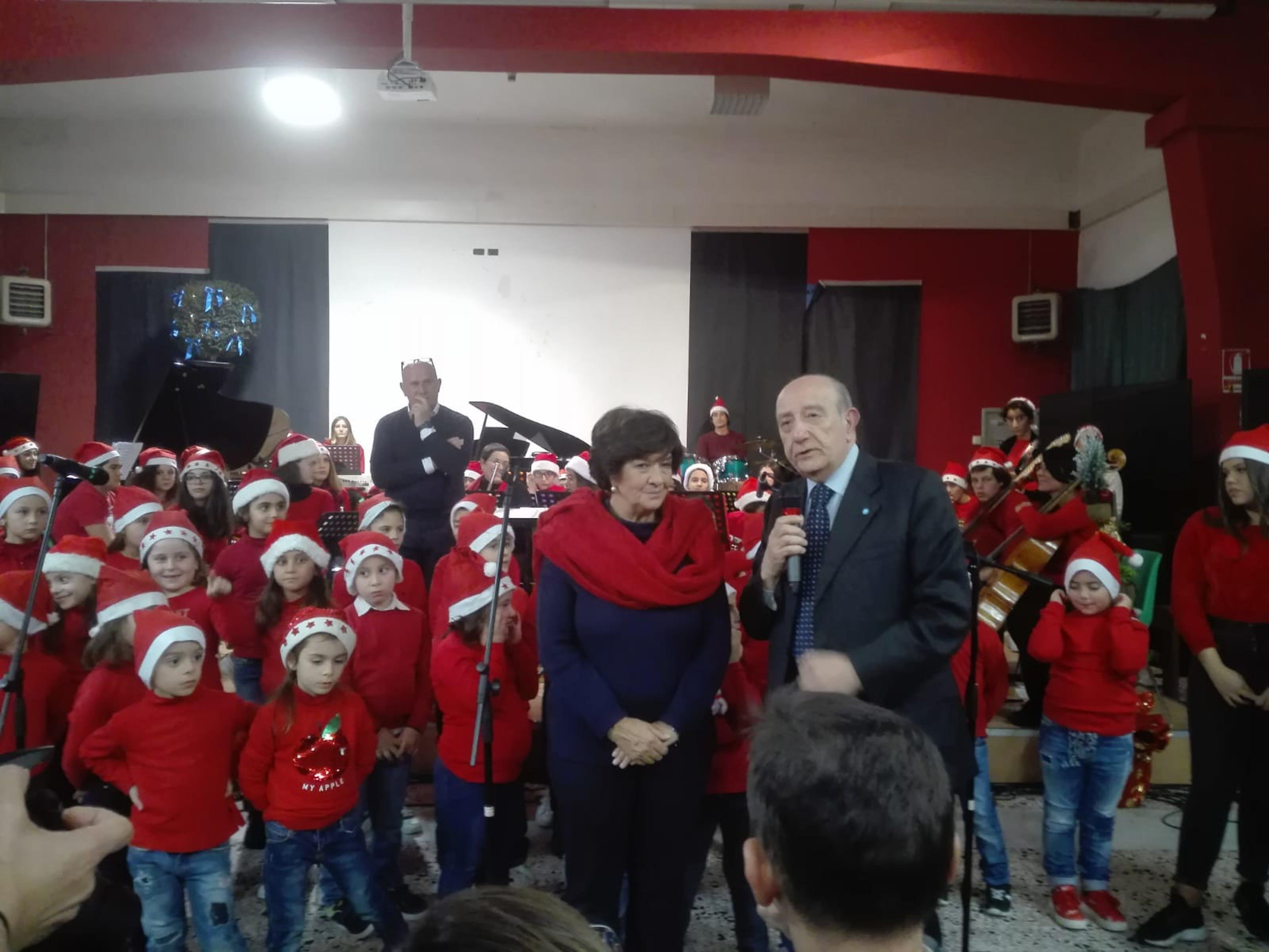 Vibo Marina, Presidente UNICEF ha inaugurato l'evento