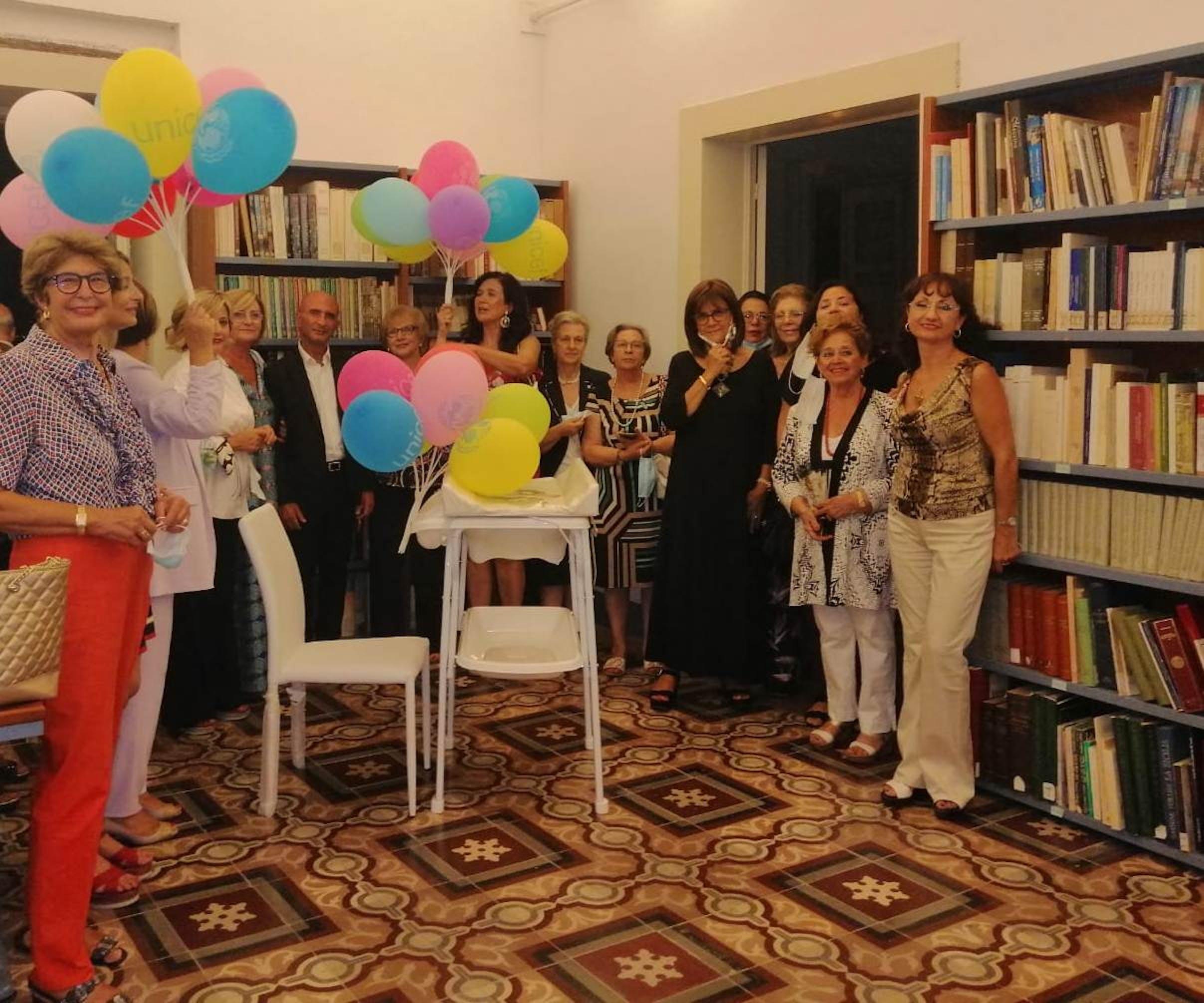 Inaugurazione del BPS di Milazzo