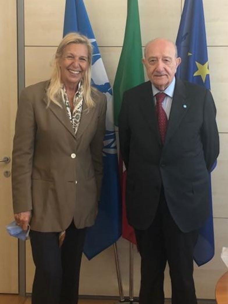 Il Soroptimist Club International di Milazzo a fianco dell'UNICEF