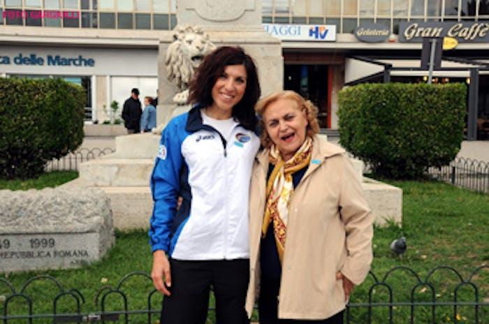 Il canottaggio per l'UNICEF a Civitavecchia
