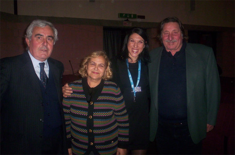 Parata di campioni sportivi a Civitavecchia