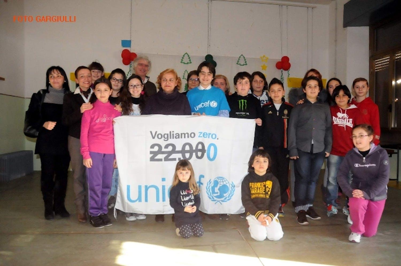 A Civitavecchia, piccoli volontari crescono