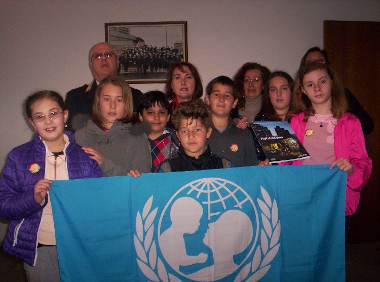 Il Comandante dei Vigili Urbani incontra i giovani di Civitavecchia
