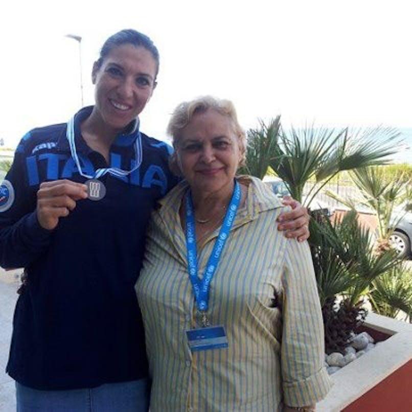 Erika Bello, Campionessa italiana di canottaggio dedica la sua vittoria ai bambini meno fortunati