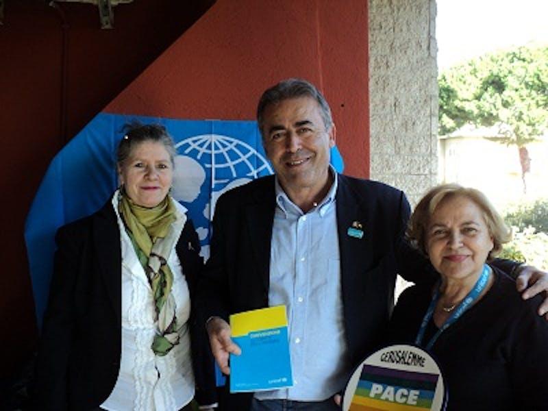 Civitavecchia partecipa alla Giornata Internazionale con il popolo palestinese