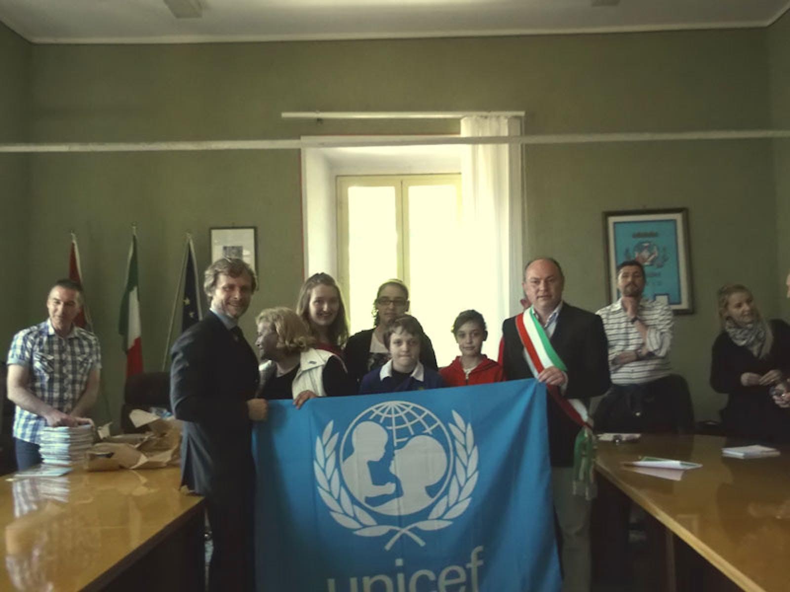 Tolfa (RM), cittadinanza onoraria a 5 bambini di origine straniera