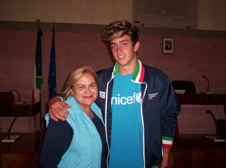 Civitavecchia, il campionato mondiale di Windsurf Youth RSX al fianco dell'UNICEF