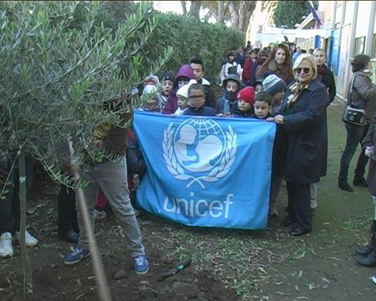 Civitavecchia: al via il progetto Aula Verde con UNICEF