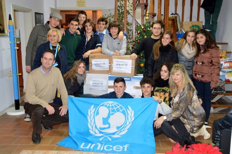 Civitavecchia: in scena per l'UNICEF i ragazzi del Liceo