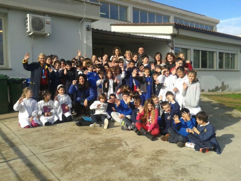 A Civitavecchia e Santa Severa (RM) #8 marzo delle bambine