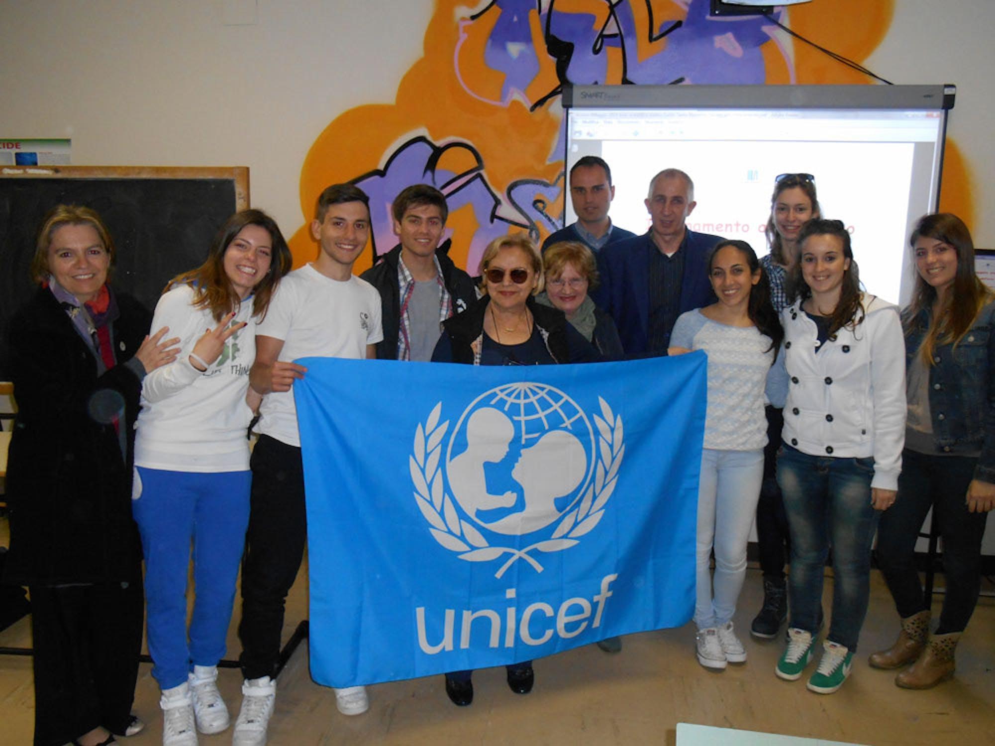 Civitavecchia: UNICEF con ARPA per la tutela dell'ambiente
