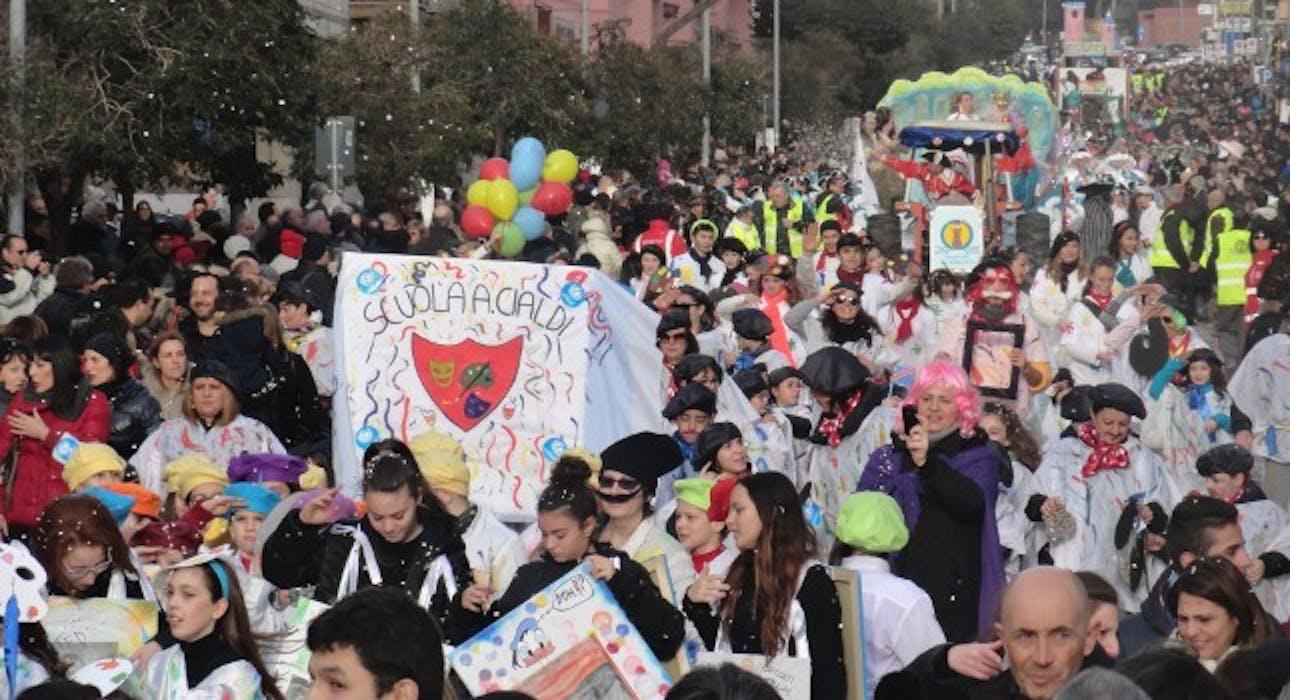Al carnevale di Civitavecchia c'è anche l'UNICEF