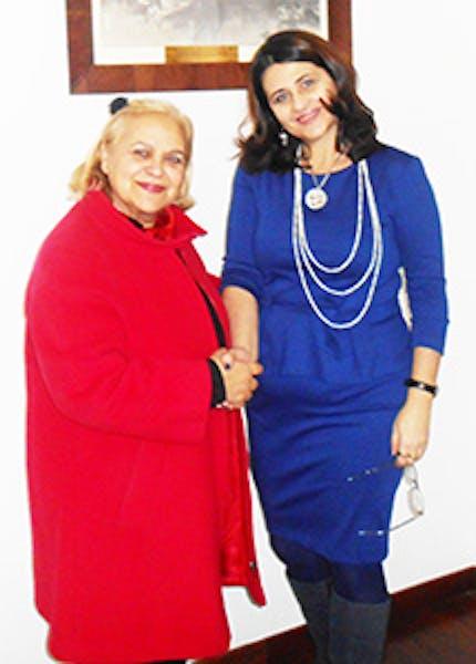 Il Comitato UNICEF di Civitavecchia incontra la nuova Direttrice della Casa di Reclusione