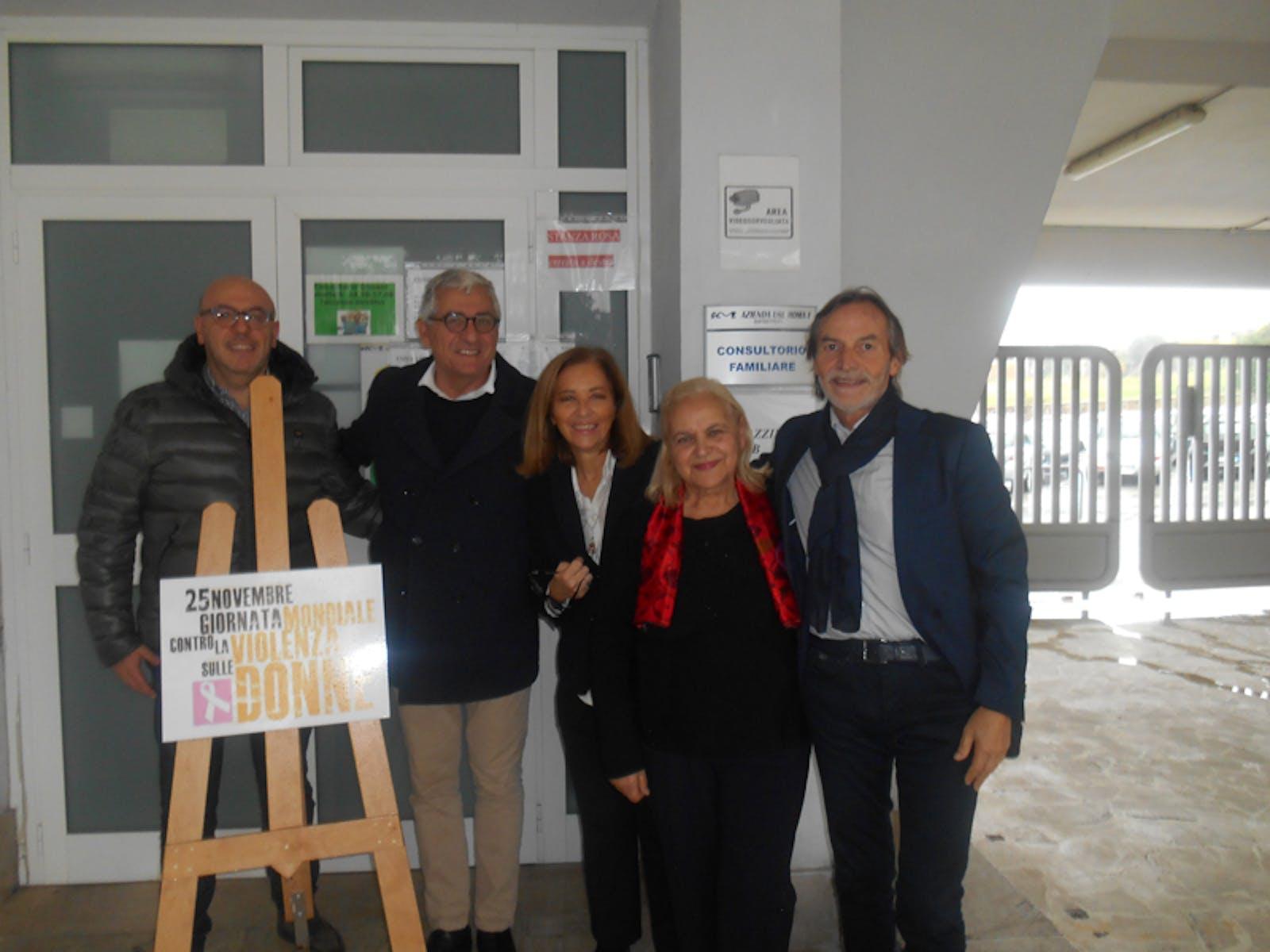 Quintavalle, Matera, Caimi, Mocci e Tarantino