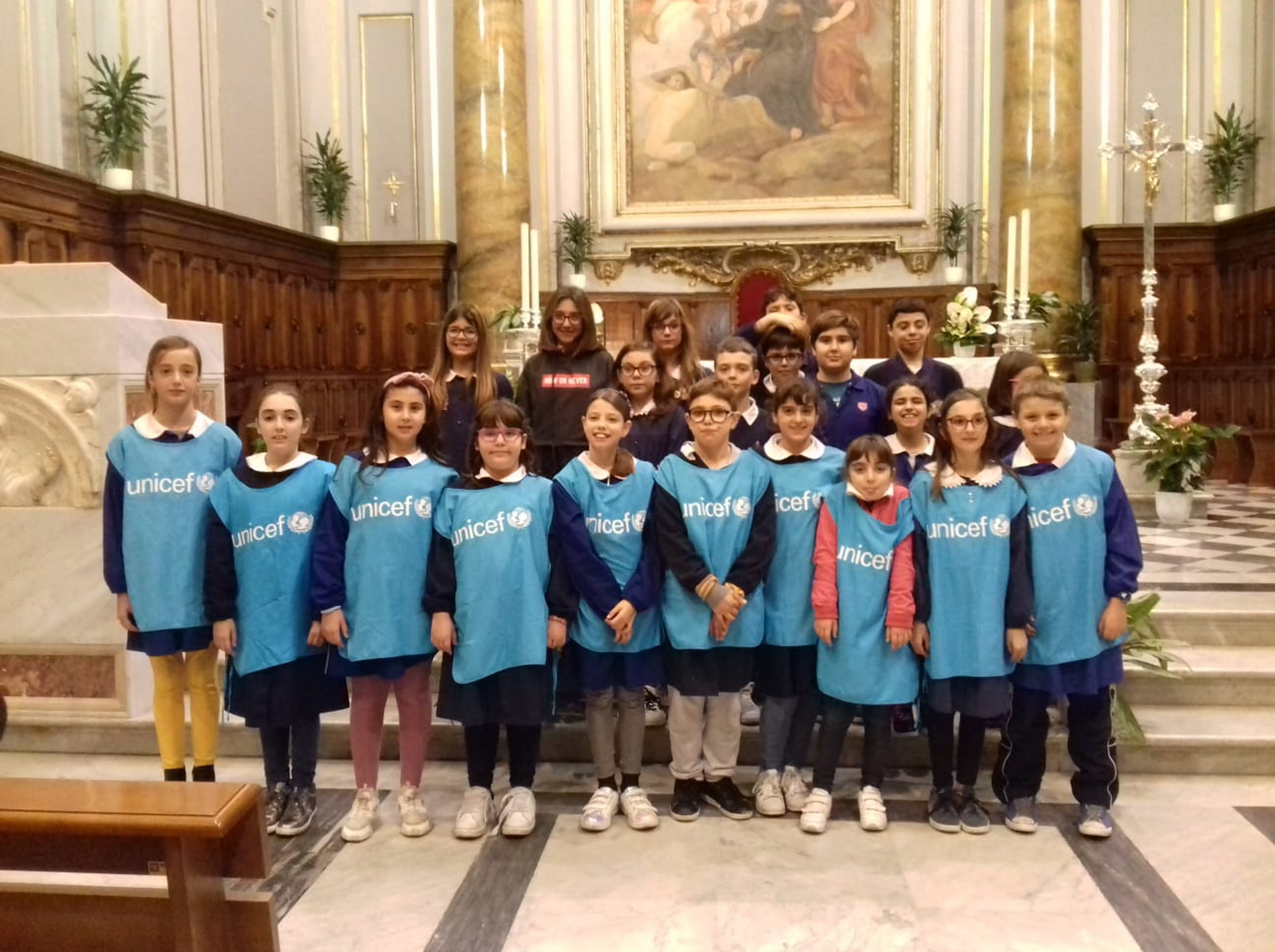 Alunni in Cattedrale