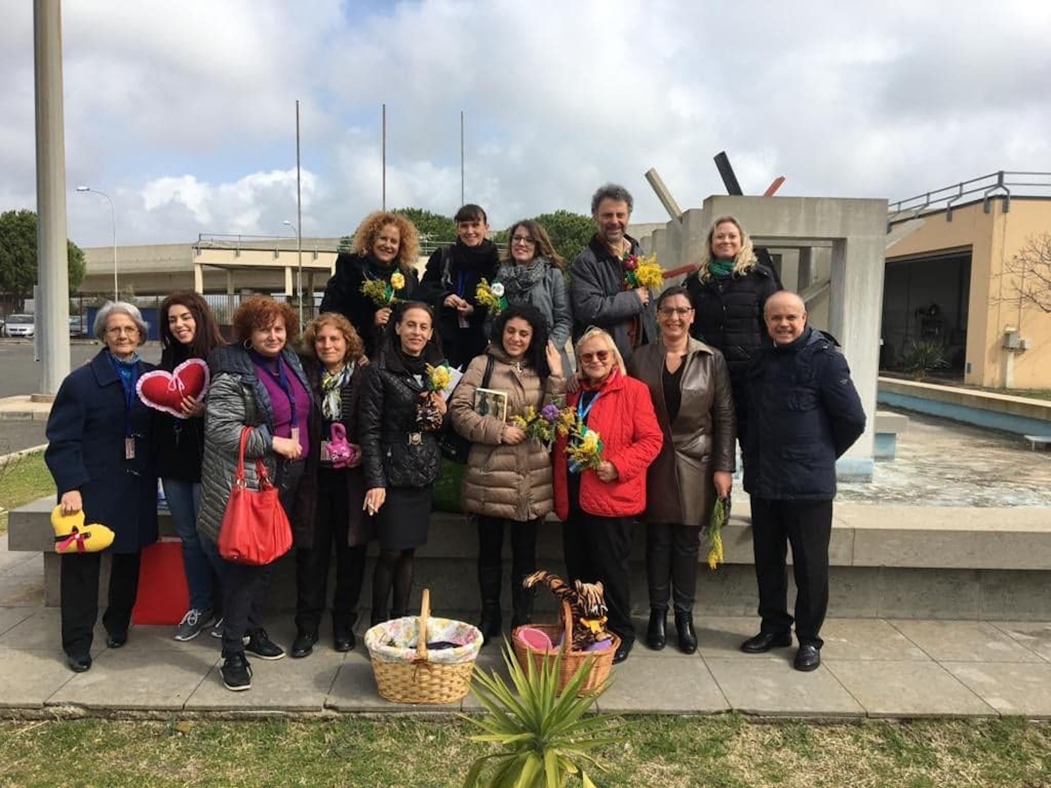 L'8 marzo alla Casa Circondariale di Civitavecchia
