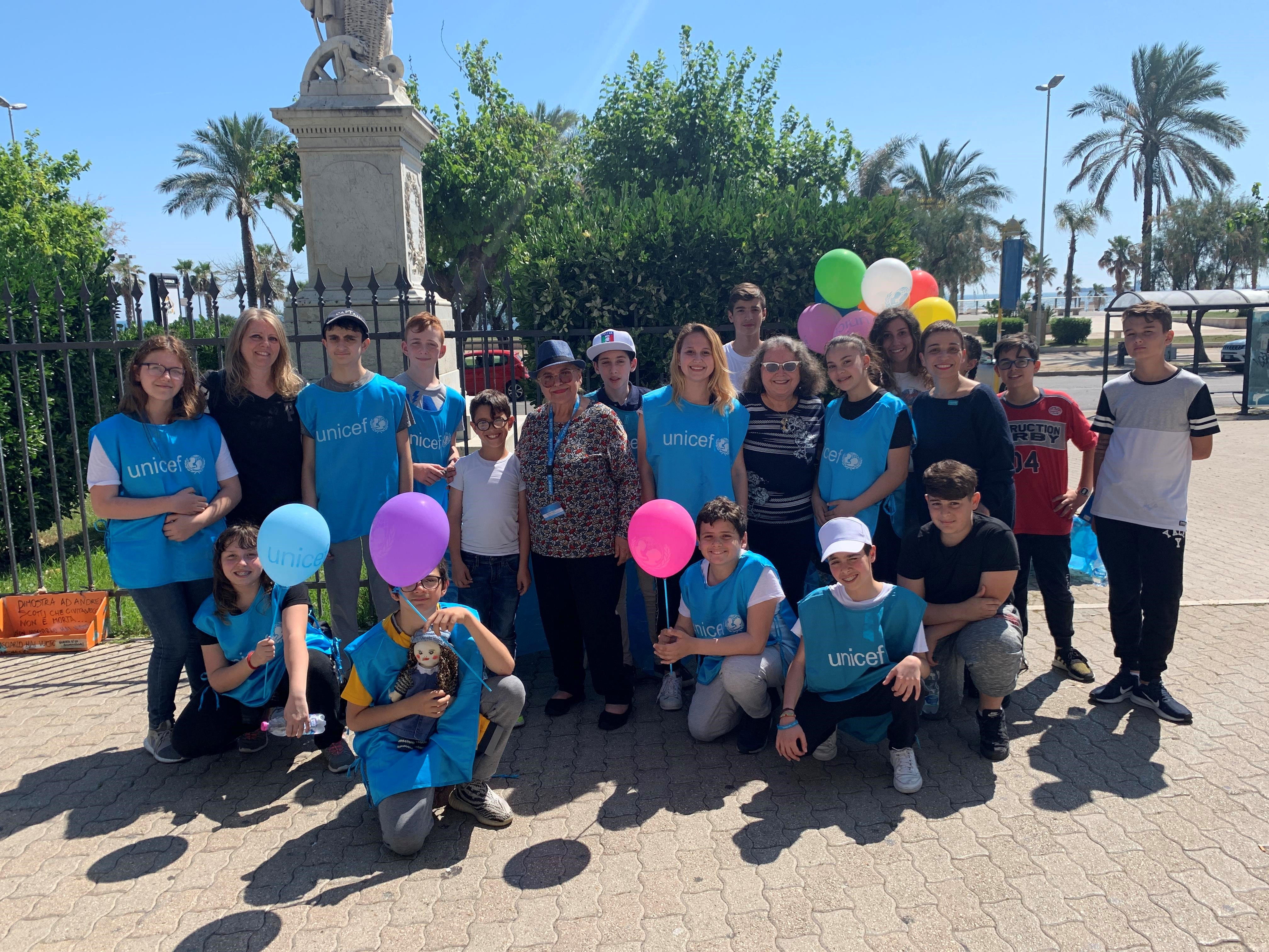 I bambini protagonisti dell'evento