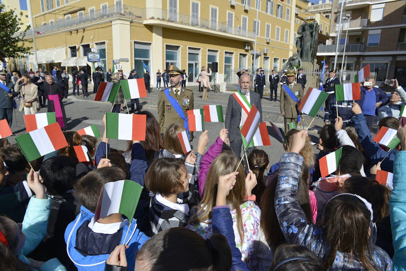 4 novembre a Civitavecchia