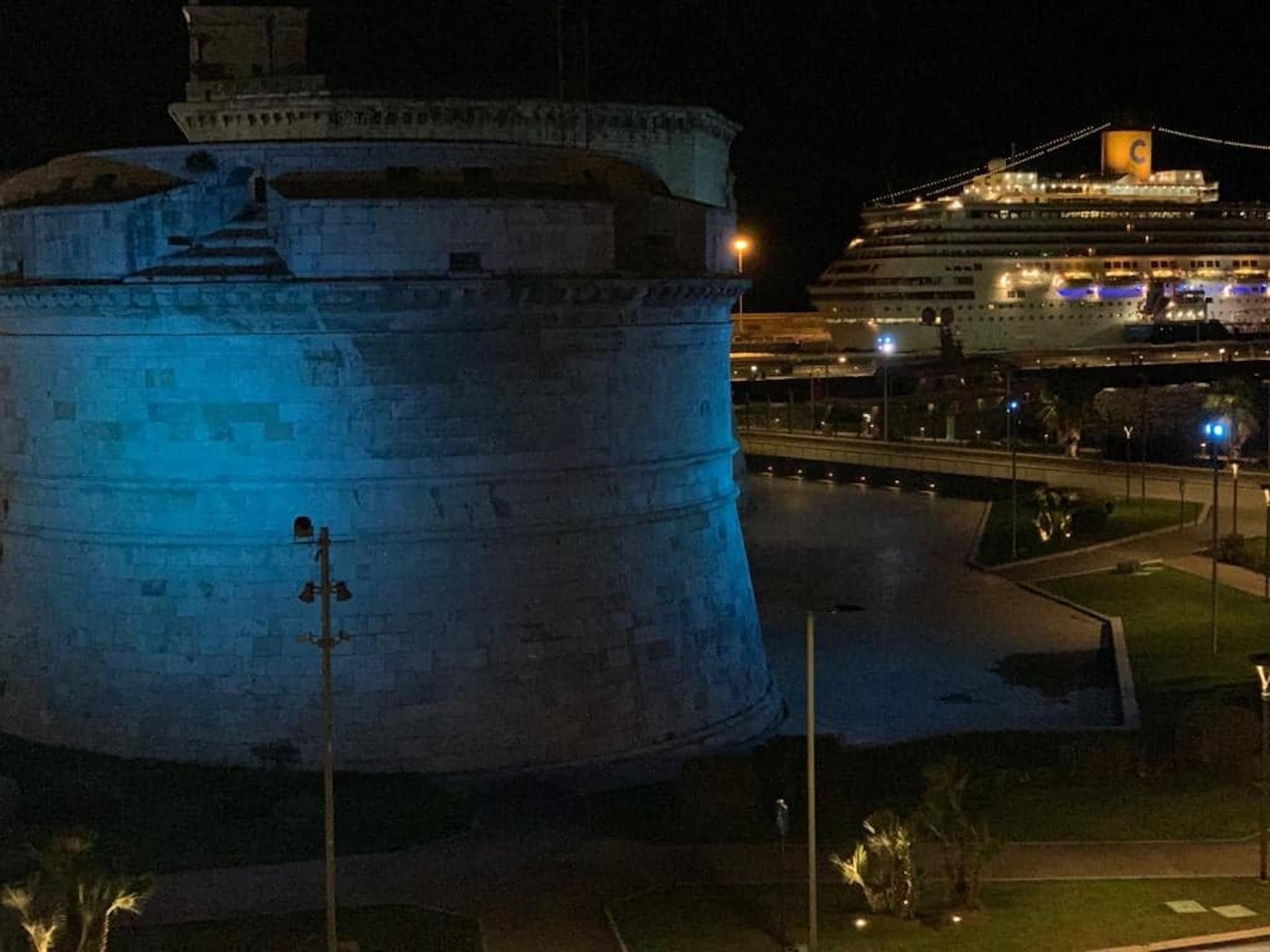 A Civitavecchia per il 20 novembre, un segnale di speranza dai piccoli della Giovanni Paolo II  e l'adesione dei Comuni al Go Blue per UNICEF