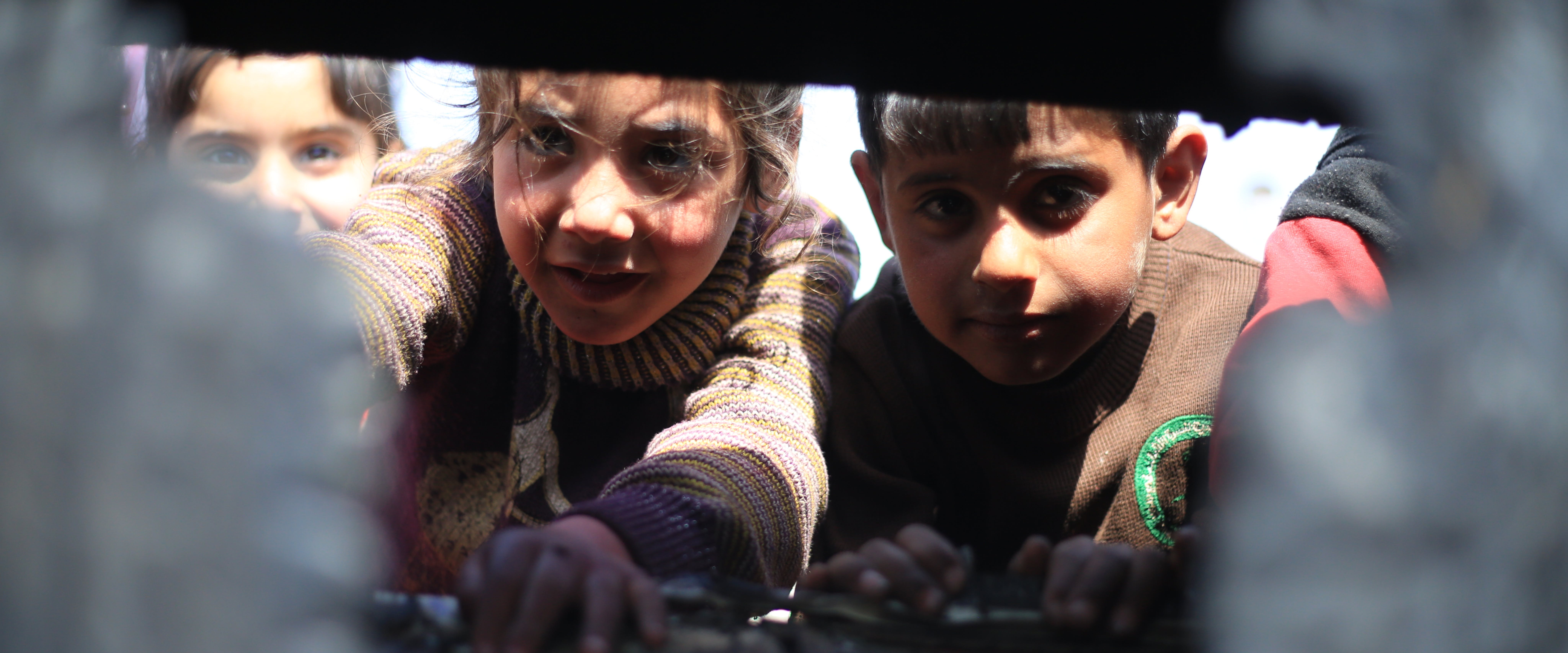 Sostieni UNICEF per aiutare i bambini rifugiati