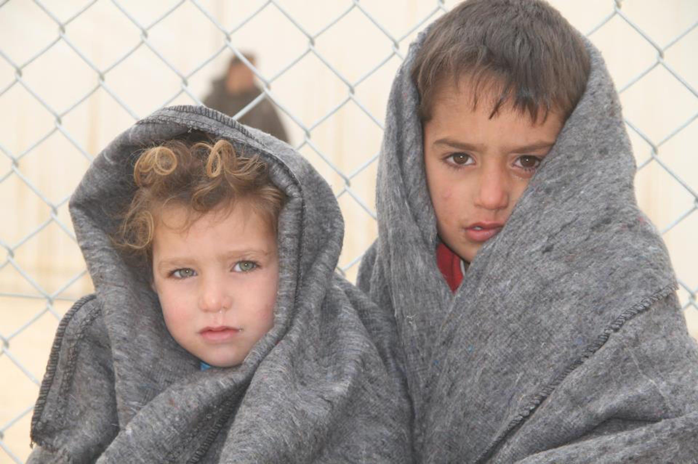 Sirian refugees